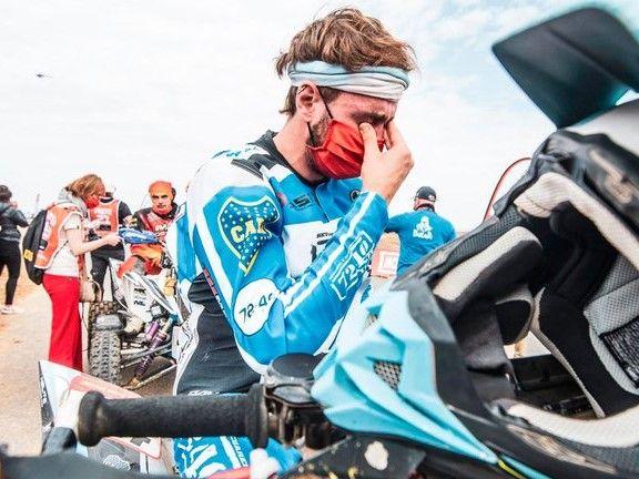 Dakar: Manuel Andújar es campeón en quads y se afianza la hegemonía argentina