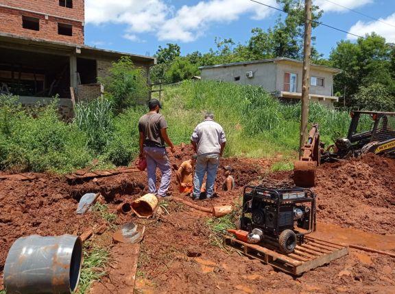 Finalizaron las reparaciones y la planta de agua de Iguazú funciona con su capacidad total