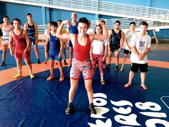 La lucha olímpica misionera se prepara para un año de competencias importantes