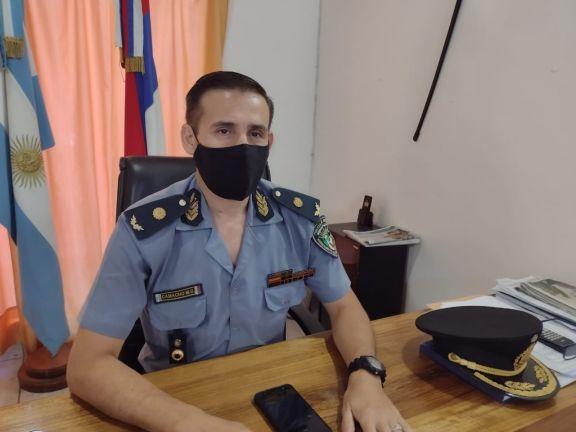 """Alem: Nuevo jefe de la Unidad Regional VI quiere que el policía """"hable con el vecino"""""""