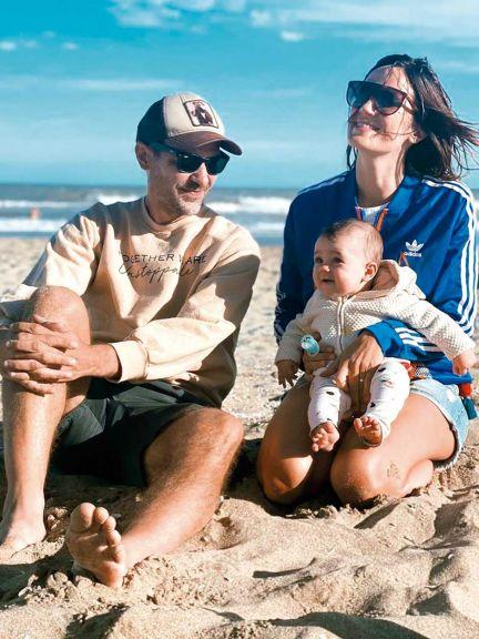 Relax en la playa  para pedro y paula