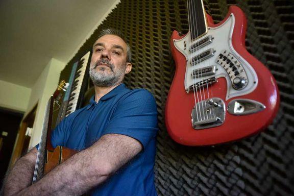 """""""Hay una industria de la música incipiente y no la podemos dejar caer"""""""