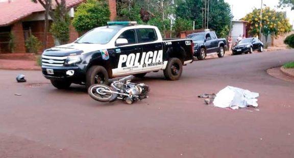 Conducía alcoholizado y sin seguro el policía que chocó, mató y escapó
