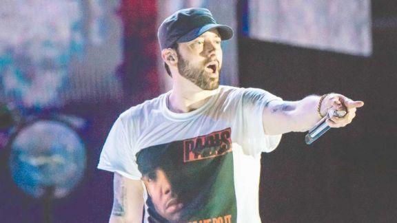 Disco de lujo más disculpas, la vigencia de Eminem