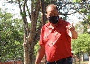 El intendente de Campo Ramón se recuperó del Covid