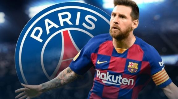París Saint Germain confirma interés por Lionel Messi