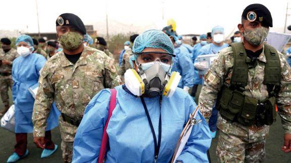 Perú: enfermeros y alcaldes piden más medidas ante la segunda ola de Covid-19