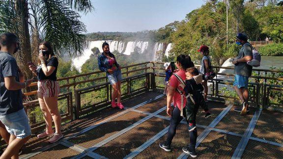 Iguazú ofrece descuentos para atraer a misioneros