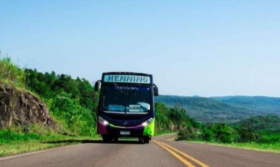 Por escasez de pasajeros, suspenden línea que conecta Corpus con Puerto Santa Ana