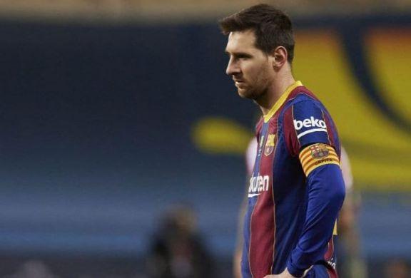 """Messi irá contra exdirigentes del Barcelona por la """"filtración"""" de su contrato"""