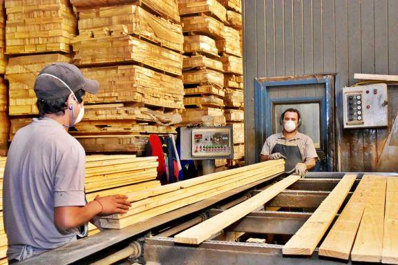 Estiman mayor construcción de casas de madera este año