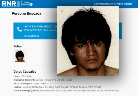 Recapturan en Paraguay a un doble homicida que estaba prófugo desde hace 17 años
