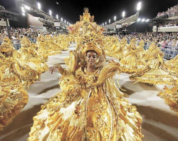 Este año no habrá desfiles de carnaval en Río de Janeiro