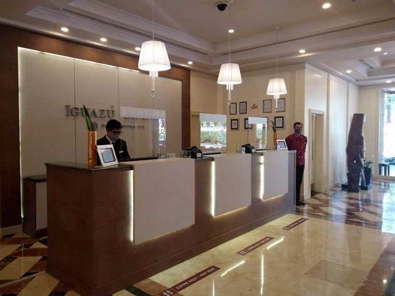 La ocupación hotelera llegó apenas al 35% en la primera quincena de enero