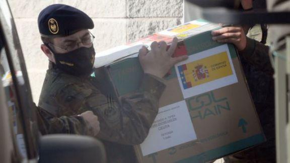 Madrid suspende la inmunización del personal de salud porque se quedó sin vacunas