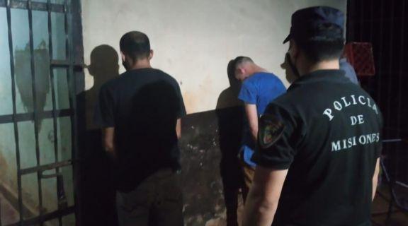 Recapturaron a presos fugados en Posadas y en Eldorado