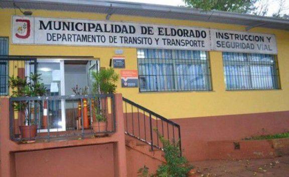 Alerta en la Dirección de Tránsito de Eldorado por casos sospechosos de Covid-19