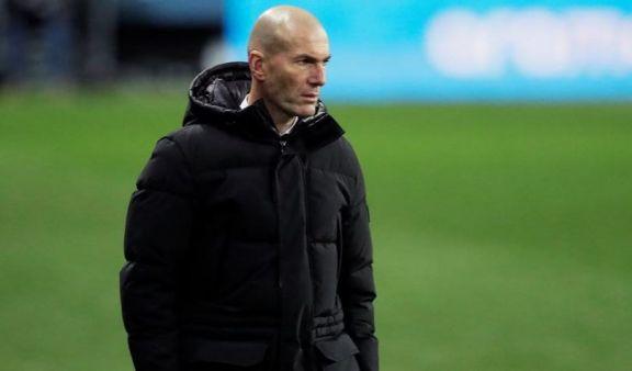 Problemas en Real Madrid: Zidane, positivo en coronavirus