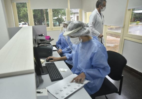 Misiones registró 164 nuevos contagios y se acerca a los 4.000 positivos desde el inicio de la pandemia