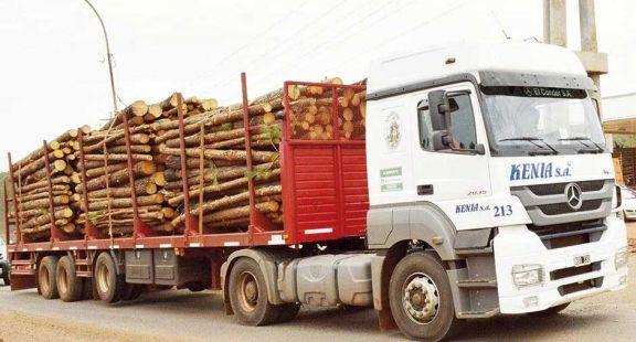 Escasez total de cubiertas para camiones y maquinaria agrícola