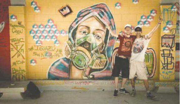 Tonnyc y el talento de compartir arte