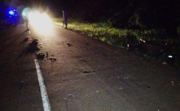 Una joven falleció tras siniestro vial en Alba Posse