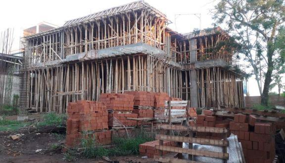 Detienen a tres hombres por hechos de robos en obras de construcción de Posadas