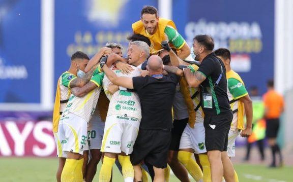 Defensa y Justicia derrotó a Lanús y es campeón de la Copa Sudamericana