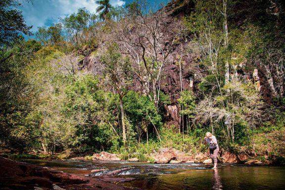 Arroyos y cascadas son el motor de los emprendimientos