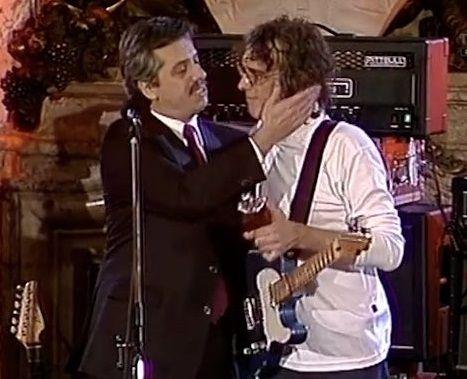 Con un video de Spinetta, Fernández conmemoró el Día del Músico en las redes sociales
