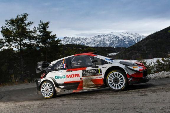 El francés Ogier con Toyota ganó el Rally de Montecarlo por octava vez