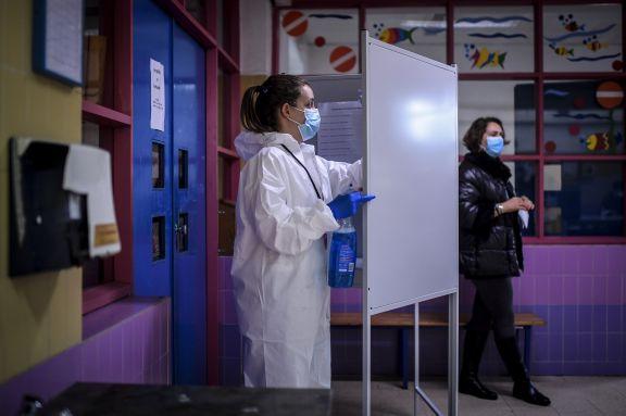 Los portugueses eligen presidente en medio del confinamiento por la pandemia