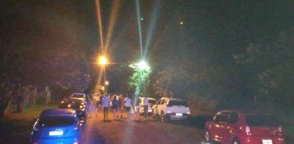 Desactivan tres fiestas clandestinas en las últimas horas en Posadas y Candelaria