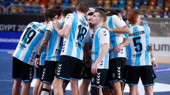 Los Gladiadores caen ante Qatar y complican la chance de avanzar a cuartos de final del Mundial de handball