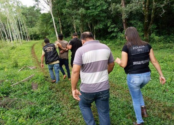 Tras una semana de rastrillajes, recapturan al segundo evadido de la comisaría de Villa Bonita