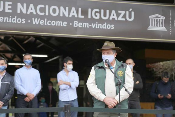 Echan al intendente del Parque Iguazú y avanzan en los cambios