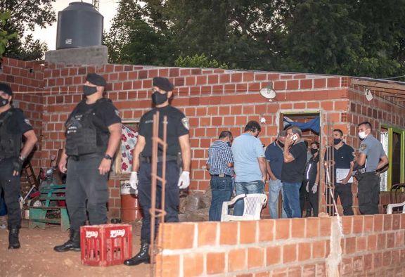 Preventiva para la mujer de asesinado en La Favelita