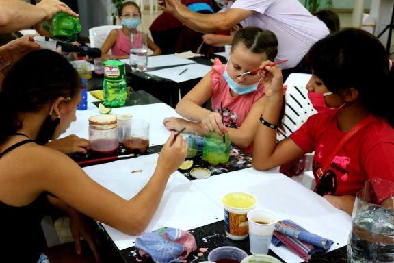 Se realizó en Puerto Rico un taller sobre Tinta Tierra