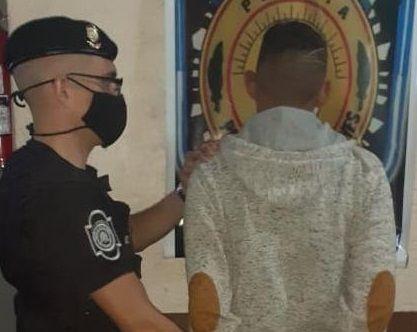 Presunto barretero fue atrapado en Posadas