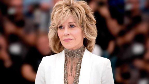 Jane Fonda recibirá un premio honorífico