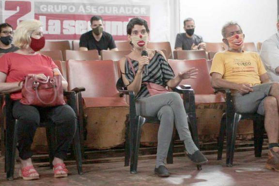 Proponen alternativas paliativas para el sector cultural en Eldorado