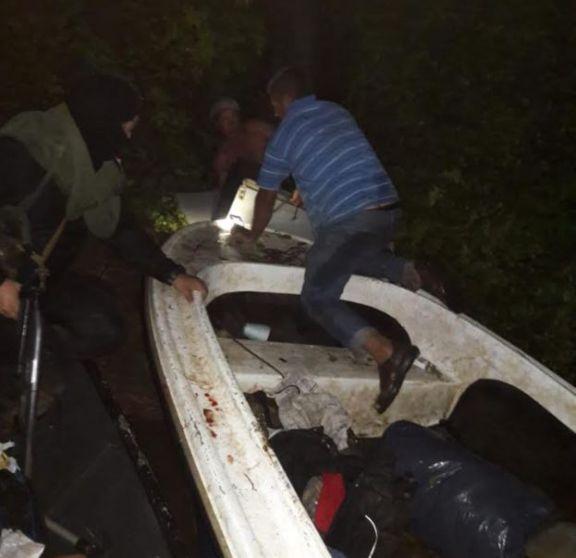Detienen cazadores furtivos sobre el río Uruguay