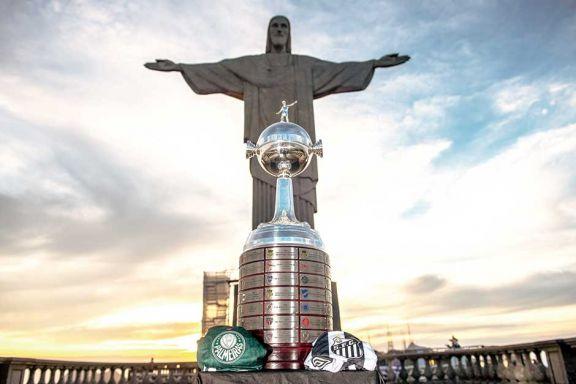 Copa Libertadores: Palmeiras y Santos, por la gloria eterna en el Maracaná
