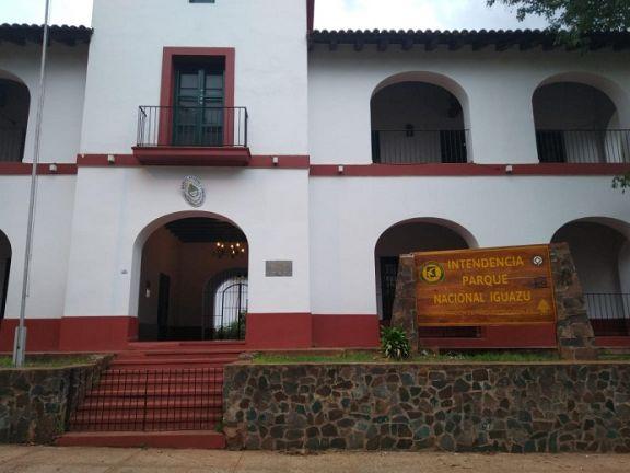 Pedro Lunello estará a cargo del Parque Nacional Iguazú hasta que se designe nuevo intendente