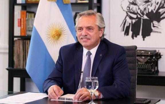 Alberto Fernández pidió a la militancia no movilizarse este 1 de marzo