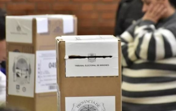 Son 10 las listas que disputarán los 20 lugares de la Legislatura en la elección del 6 de junio