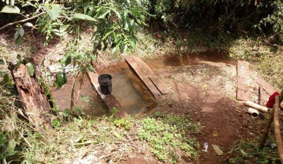 Se ahogó una niña mbyá en un arroyo sobre la ruta provincial 7