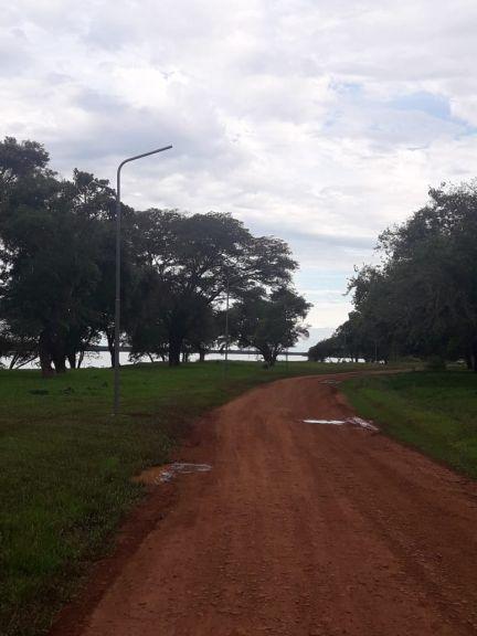 Santo Tomé: Amplían el paseo costero hacia la zona del Piñeral