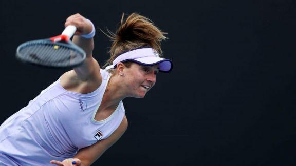 Podoroska perdió ante Vekic y quedó eliminada del Abierto de Australia