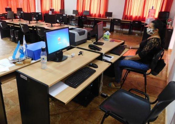 Avanza el proceso de Revinculación Escolar en Puerto Libertad mediante firma de convenio